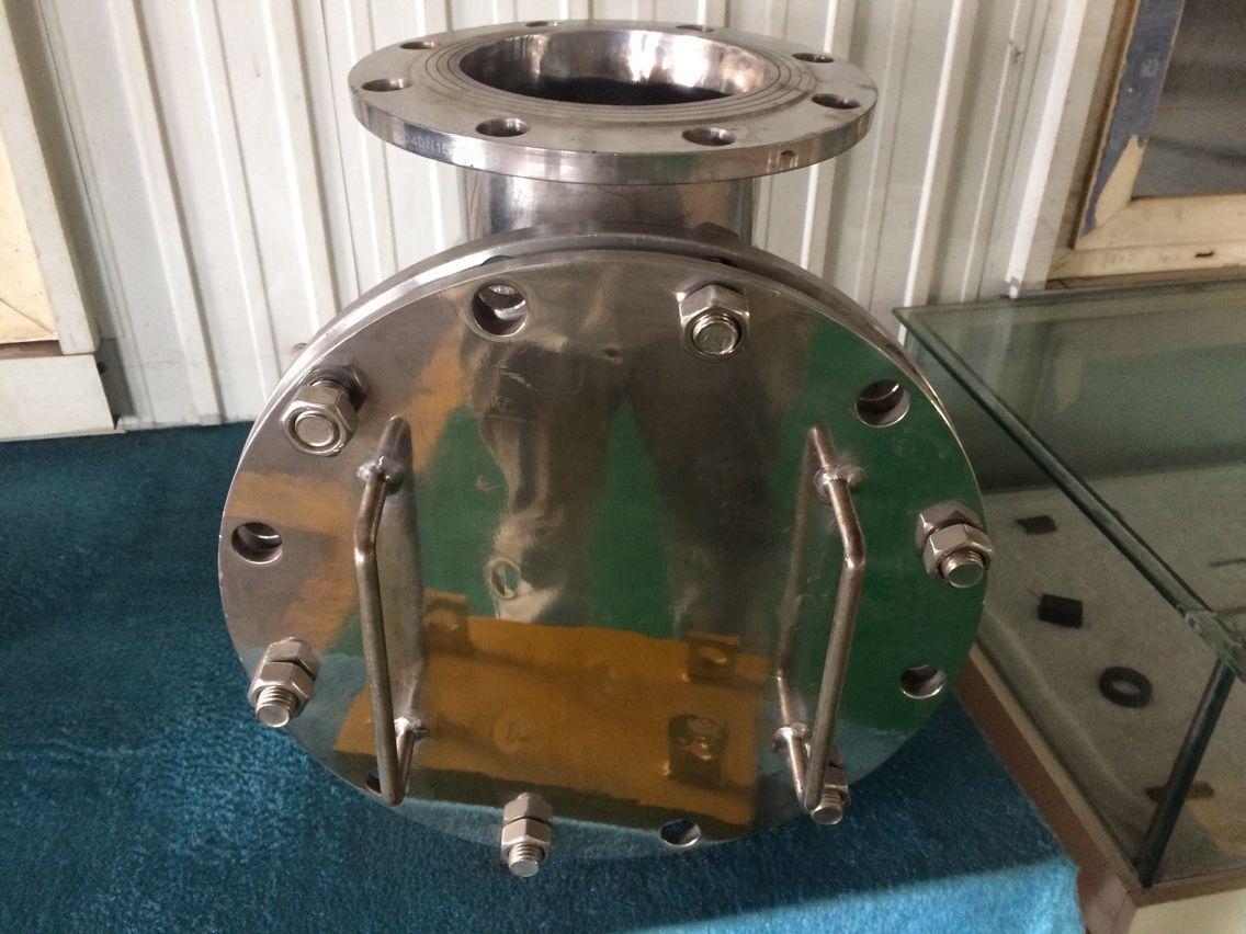 液体管道永磁除铁器