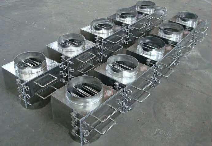 抽屉式磁性除铁器
