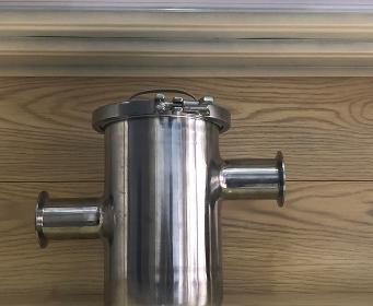 管道式浆料永磁除铁器
