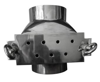 RCYA系列管道式除铁器