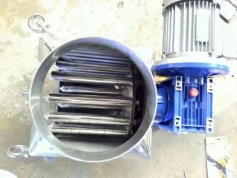 RCYZ系列垂直管道永磁除铁器