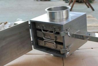 磁棒抽屉式除铁器