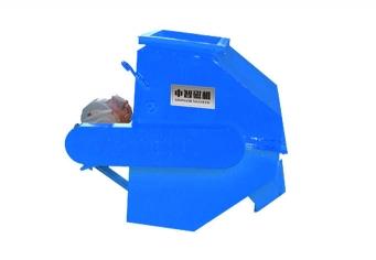 RCYG系列管道式永磁自卸除铁器